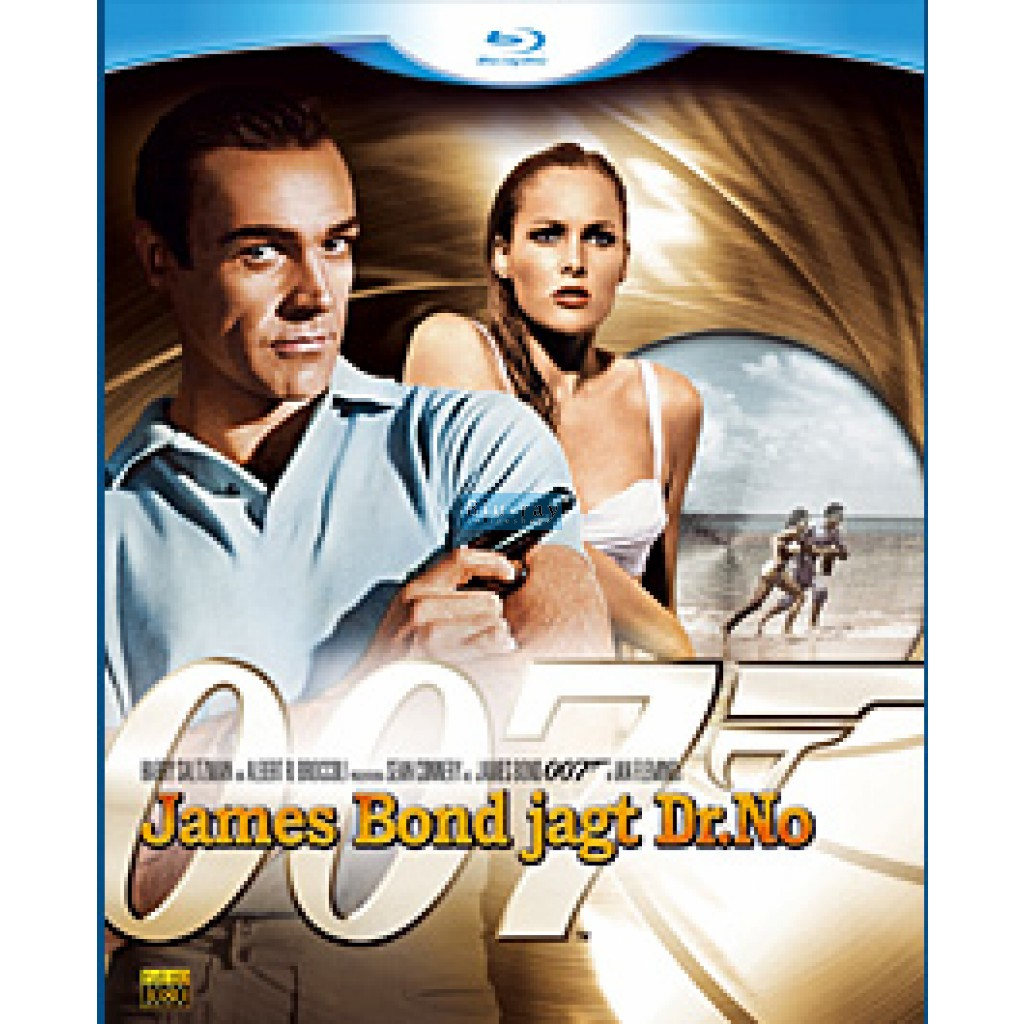 james bond jagt dr no blu ray spiele. Black Bedroom Furniture Sets. Home Design Ideas
