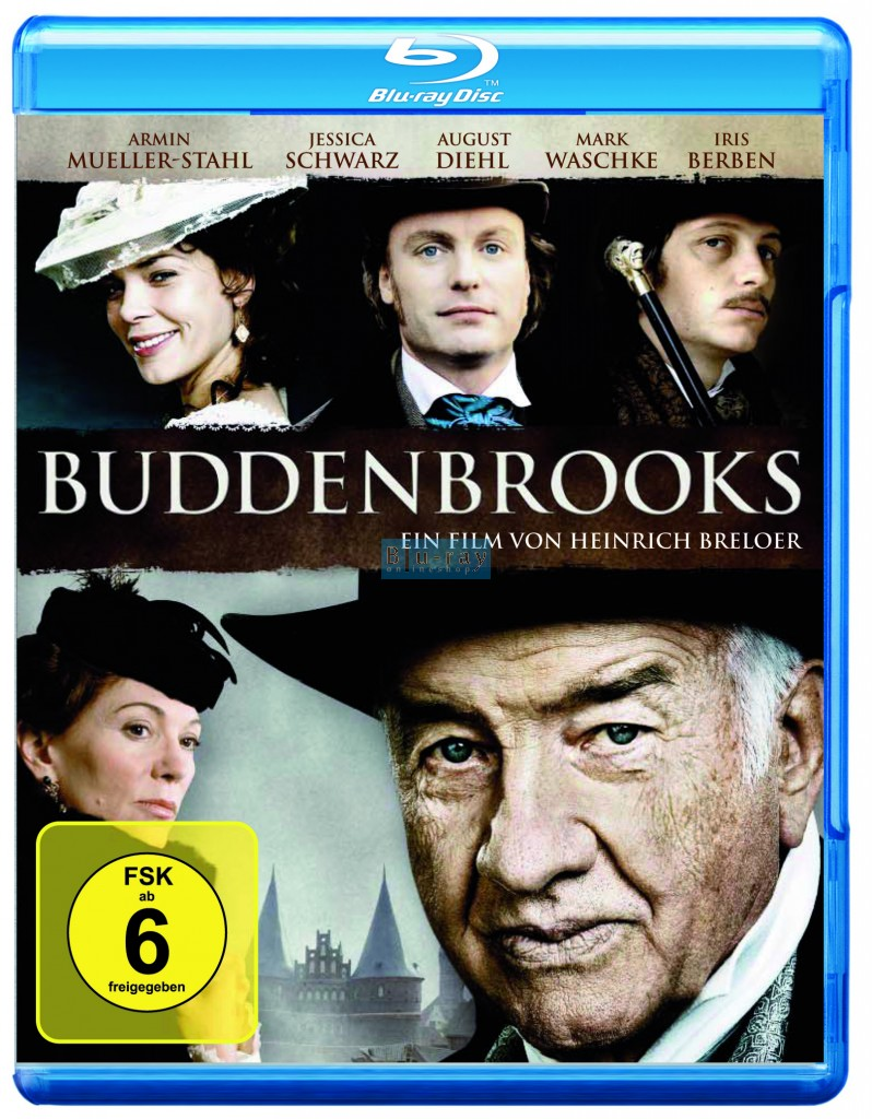 die buddenbrooks drama blu ray filme. Black Bedroom Furniture Sets. Home Design Ideas