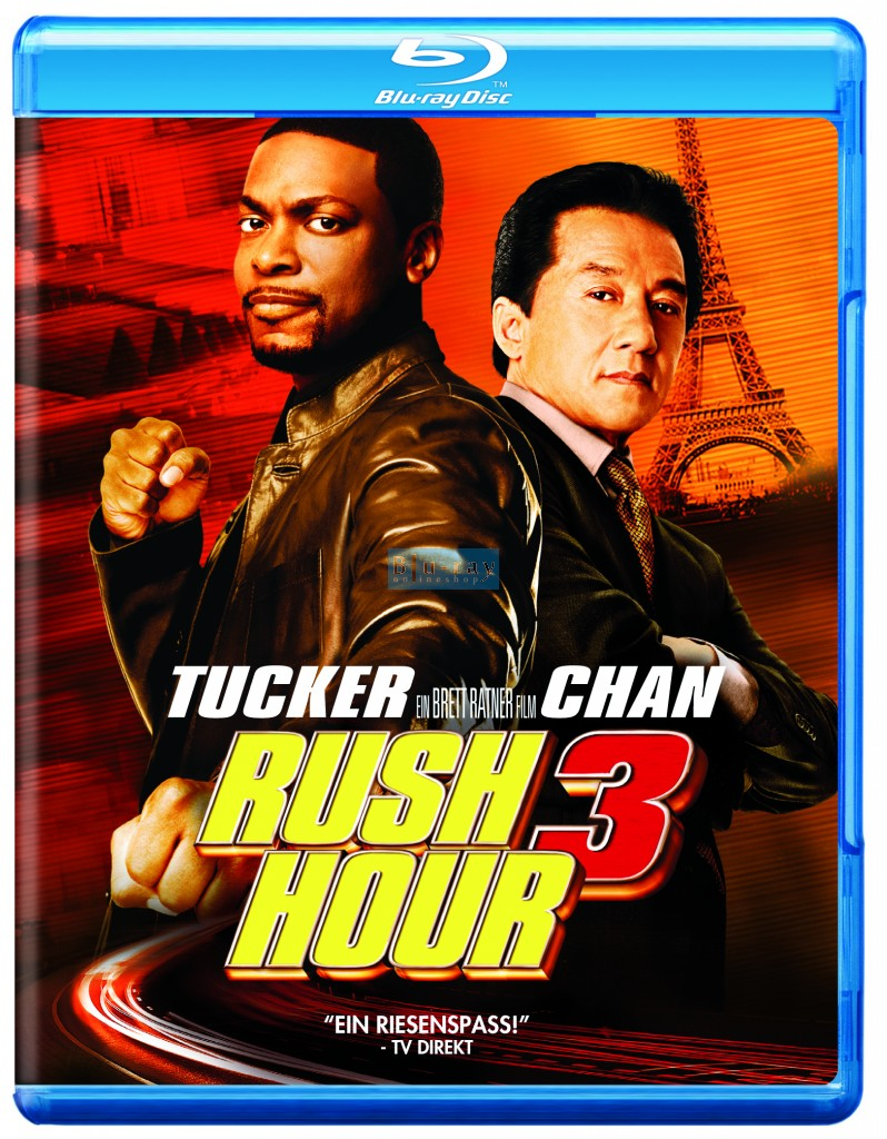 Image result for rush hour 3 bluray
