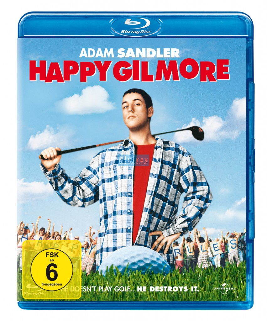 [Multi]  Happy Gilmore (1966) [MULTiLANGUES] [BLURAY 1080p][DTS]