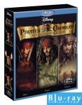 Pirates of the Caribbean - Blu-ray Trilo