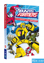 Transformers Animated Pilotfilm