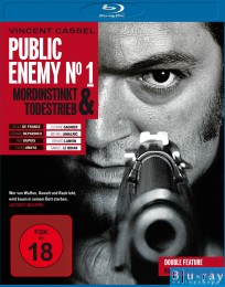 Public Enemy No.1 - Mordinstinkt & Todestrieb - Double Feature