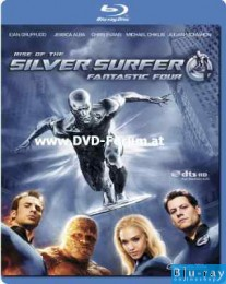Fantastic Four 2 - Rise of the silver surfer