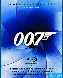 James Bond – Volume 1 (3 Discs)
