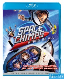 Space Chimps - Affen im All