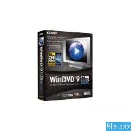 Corel WinDVD 9 Plus Blu-ray Deutsch