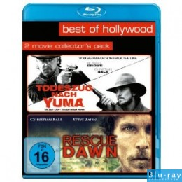 BEST OF HOLLYWOOD - 2 Movie Collector's Pack 19 (Todeszug nach Yuma / Rescue Dawn)