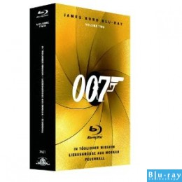 JAMES BOND BLU RAY TRIPLE PACK VOL2