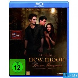 Twilight New Moon - Biss zur Mittagsstunde / Deluxe Fan Edition