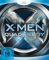 X-Men Quadrilogy (4 Discs)