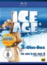 Ice Age & Ice Age 2 – Jetzt taut's Doppe